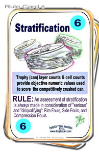 Rule Card 6 Stratification