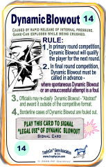 Rule Card 12 Dynamic Blowout